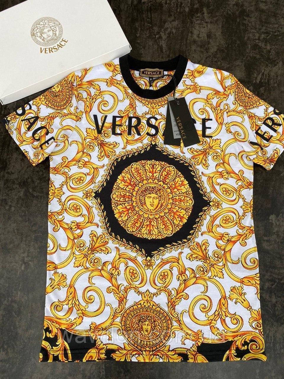 Футболка мужская  Versace