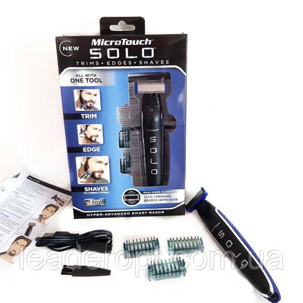 ОПТ Электоробритва тример бритва для мужчин Micro Touch Solo