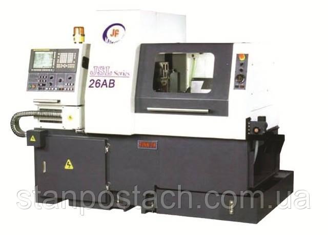 Токарный прутковый автомат Jinn Fa JSL-26 AB