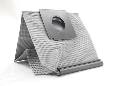 Мешок многоразовый для пылесоса Zelmer Cobra (WP-0600), фото 2