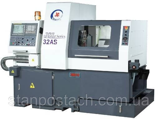 Токарный прутковый автомат Jinn Fa JSL-32 AS