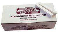 Мел школьный белый квадратный 100 штук Koh-I-Noor