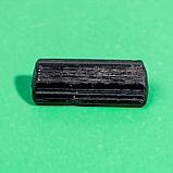 Коллекционный минерал шерл черный турмалин, 471ФГШ, фото 2