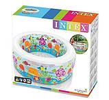 """Дитячий надувний басейн Intex,152*56см""""Акваріум"""" Басейн Интекс з надувним дном для дітей, для малюків 58480, фото 3"""