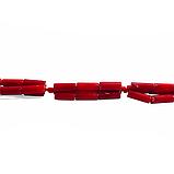 Коралл красный, 139БСК, колье, фото 3
