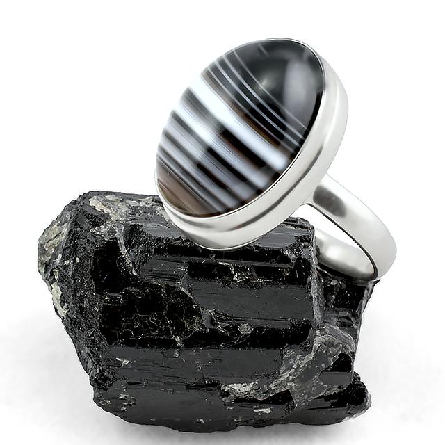 Оникс, 20*15 мм., серебро 925, кольцо, 160КО