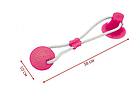 Игрушка для домашних животных, Мяч на веревке с присоской, фото 5
