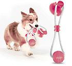 Игрушка для домашних животных, Мяч на веревке с присоской, фото 2