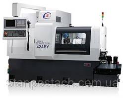 Токарный прутковый автомат Jinn Fa JSL-42 AB