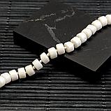 Корал білий, намисто, 343БСК, фото 3