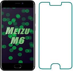 Защитное стекло Meizu M6 (Прозрачное 2.5 D 9H) (Мейзу М6)