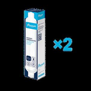 Годовой запас картриджей для фильтра обратного осмоса Ecosoft P`URE AquaCalcium, фото 2