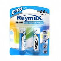 Аккумуляторы   Raymax R06 2100 блистер 2шт
