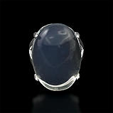 Місячний камінь, срібло 925, 083КЛ, кільце, фото 2