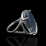Місячний камінь, срібло 925, 083КЛ, кільце, фото 3