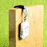 Кахолонг, серебро 925, кулон, 819КЛК, фото 2