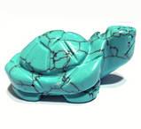 Черепаха из бирюзы, фото 2
