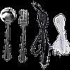 Ланч-бокс с подогревом от 230V и 12V с термосумкой Noveen LB510, фото 4