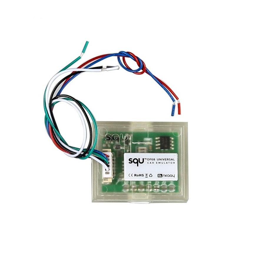 Универсальный эмулятор иммобилайзера