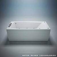 Ванна гидромассажная WGT JOLLY 1700×750×650 мм