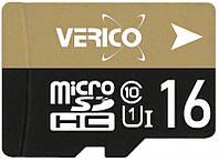 Карта памяти Verico microSDHC/SDXC Class 10 UHS-I 16 Gb #I/S