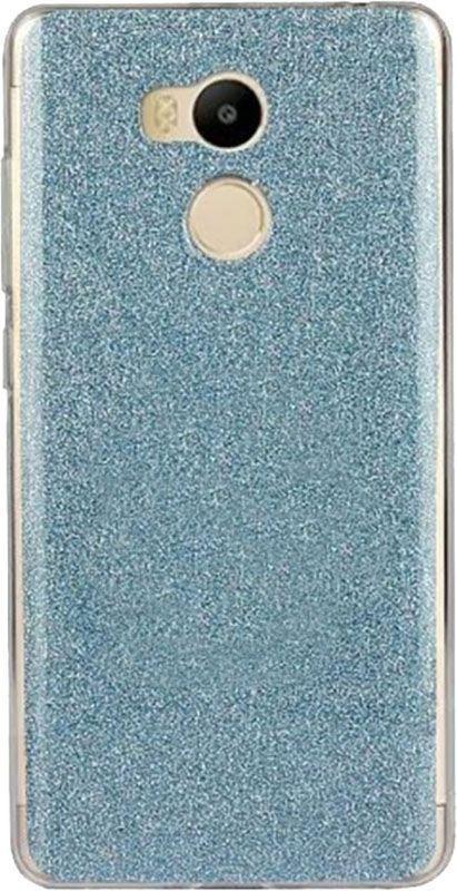 Чехол-накладка TOTO TPU Case Rose series 2 Xiaomi Redmi 4 Prime Blue #I/S