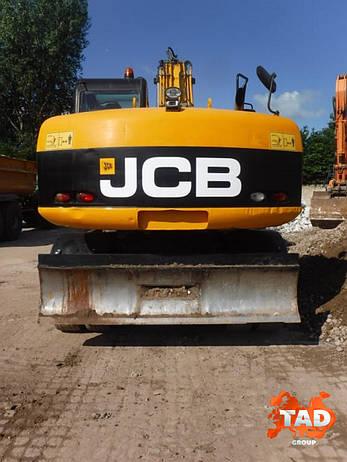 Колесный экскаватор JCB JS175W (2008 г), фото 2