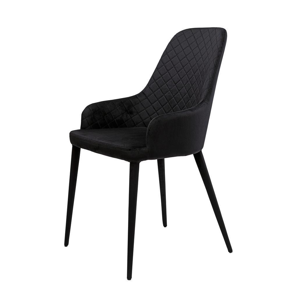 Elizabeth (Элизабет) Concepto стул велюр чёрный