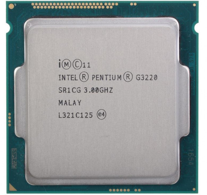 Процесор Intel® G3220, LGA1150, 3.00 GHz, 2 ядра