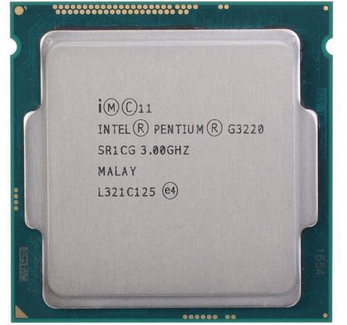 Процесор Intel® G3220, LGA1150, 3.00 GHz, 2 ядра, фото 2