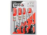 Профессиональный набор отвёрток Yato YT-2670, фото 2