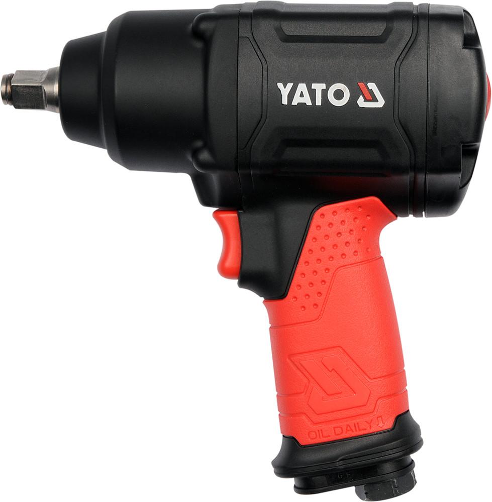 Ударный пневматический гайковерт Yato YT-09540