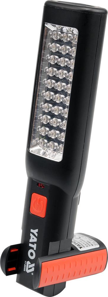 Светодиодный аккумуляторный фонарь YATO YT-08505