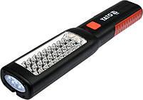 Светодиодный аккумуляторный фонарь YATO YT-08505, фото 2