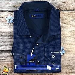 Шкільна сорочка для хлопчика Розміри: від 8 до 16 років (Воріт 28 - 36) (20531)