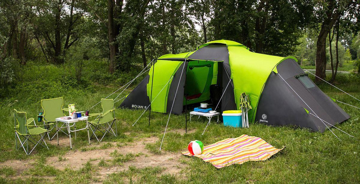 Туристическая палатка 6-ти местная Peme Bojan 6 Польща!