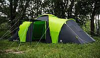 Туристическая палатка 6-ти местная Peme Bojan 6 Польща!, фото 3