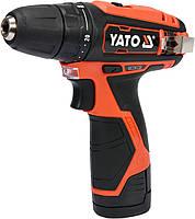 Шуруповерт аккумуляторный YATO YT-82901, фото 2
