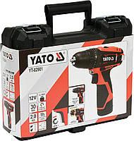Шуруповерт аккумуляторный YATO YT-82901, фото 5