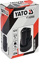Аккумулятор LI-ION 12V 2Ah YATO YT-82909, фото 3