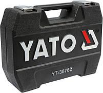 Набор инструментов 72 предметов  YATO YT-38782, фото 3