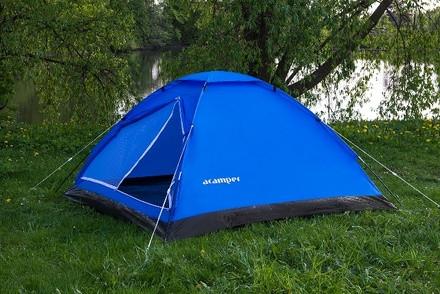 Туристическая Палатка 4-х местная Acamper Domepack 4 Польща