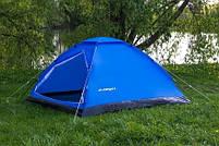 Туристическая Палатка 4-х местная Acamper Domepack 4 Польща, фото 2