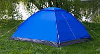 Туристическая Палатка 4-х местная Acamper Domepack 4 Польща, фото 5