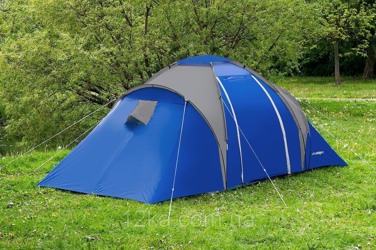 Туристическая Палатка 4-х местная Presto Sonata 4  с клеенными швами