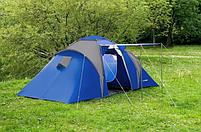 Туристическая Палатка 4-х местная Presto Sonata 4  с клеенными швами, фото 2