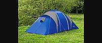 Туристическая Палатка 4-х местная Presto Sonata 4  с клеенными швами, фото 3