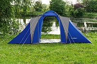 Туристическая Палатка 4-х местная Presto Sonata 4  с клеенными швами, фото 4