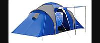 Туристическая Палатка 4-х местная Presto Sonata 4  с клеенными швами, фото 5