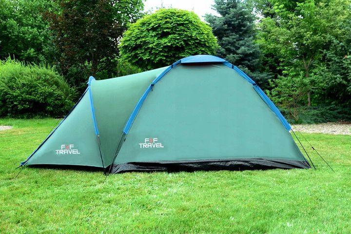 Туристическая палатка 4-х местная IGLO FXFtravel Польща